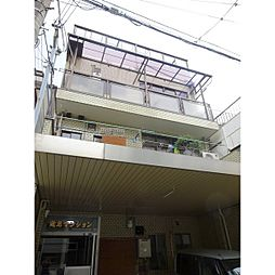 幾島マンション[1階]の外観