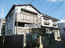 佐々木アパート[2階]の外観