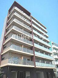 レジディア板橋[8階]の外観