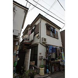 川島荘[2F号室]の外観