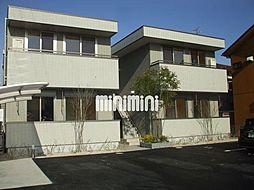 Hebel Residence B[1階]の外観