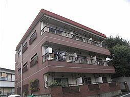 東京都世田谷区深沢6丁目の賃貸マンションの外観