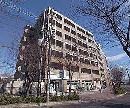 京都府京都市右京区太秦上ノ段町の賃貸マンションの外観