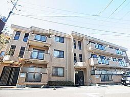 千葉県我孫子市東我孫子2丁目の賃貸マンションの外観