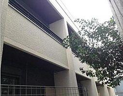 東京都港区芝5丁目の賃貸アパートの外観