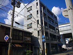 ベルフィーユNARUO[5階]の外観