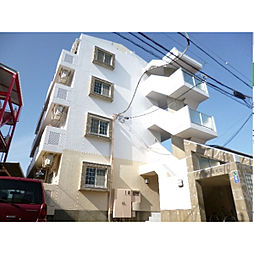 シャトル昭和町[1階]の外観