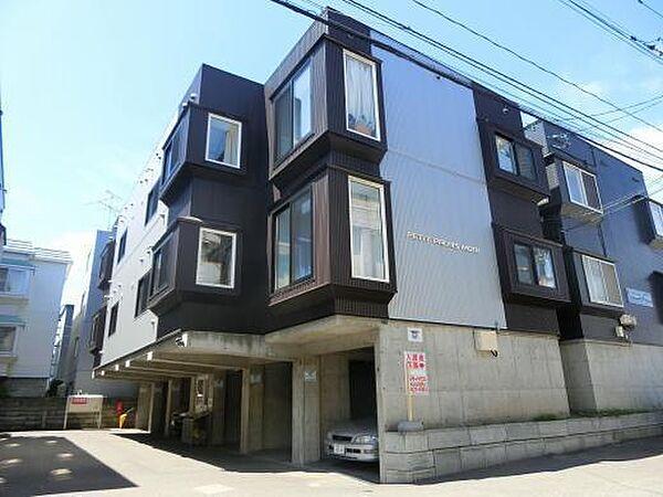 Flex-Urban Higashisapporo(旧プチパレスモリ)[104号室]の外観
