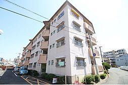 福岡県福岡市城南区別府5丁目の賃貸マンションの外観