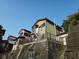 佐野アパート[1階号室]の外観