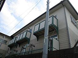 兵庫県神戸市長田区池田上町の賃貸アパートの外観