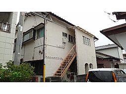 静岡県沼津市今沢の賃貸アパートの外観