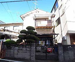 [一戸建] 京都府向日市物集女町南条 の賃貸【/】の外観