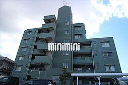 愛知県長久手市戸田谷の賃貸マンションの外観