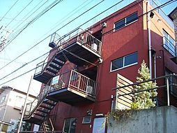 第二ときわ荘[1階]の外観