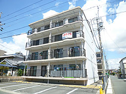 静岡県浜松市東区和田町の賃貸マンションの外観