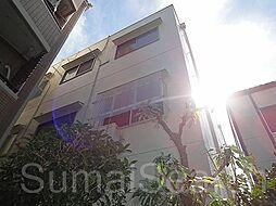 北花田コーポB棟[3階]の外観