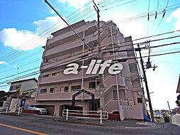 兵庫県神戸市垂水区舞子台3丁目の賃貸マンションの外観