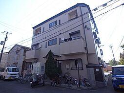 緑風ハイツ[1階]の外観