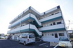 ハウスオブサンタ[3階]の外観