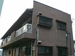 埼玉県行田市忍2丁目の賃貸アパートの外観