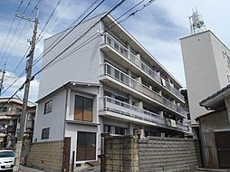 広島県広島市南区丹那町の賃貸アパートの外観
