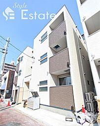 愛知県名古屋市北区金城町2丁目の賃貸アパートの画像