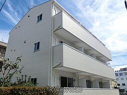 神奈川県相模原市南区古淵2丁目の賃貸アパートの外観