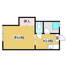 九産大前駅 1.7万円