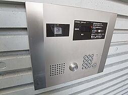 TVモニター連動オートロック完備