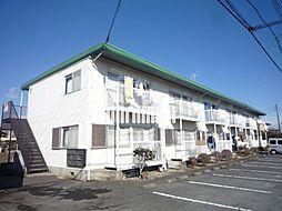ひばりマンション[2階]の外観
