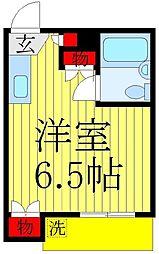 六実駅 2.2万円