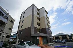 福岡県北九州市若松区東二島5丁目の賃貸マンションの外観