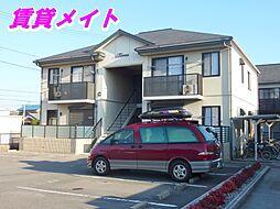 三重県四日市市松寺2丁目の賃貸アパートの外観