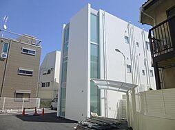 八幡アパートメンツ[1階]の外観