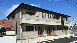 岡山県玉野市和田2丁目の賃貸アパートの外観
