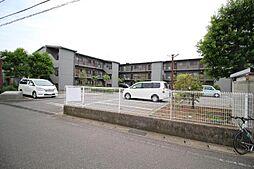 セナリオコート増尾イーストA・B[3階]の外観
