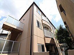 リーフマンション[3階]の外観