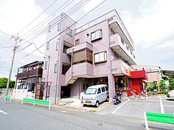 竹ふじビル[3階]の外観