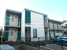 大阪府堺市堺区向陵西町2丁の賃貸アパートの外観