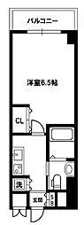 レジュールアッシュ北大阪グランドステージ[4階]の間取り