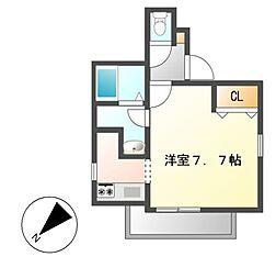 (仮称)Cherim上飯田[1階]の間取り