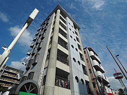 兵庫県神戸市灘区徳井町1丁目の賃貸マンションの外観