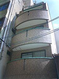 京都府京都市中京区西革堂町の賃貸マンションの外観