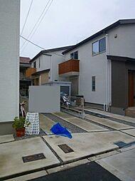 [一戸建] 大阪府大阪市東住吉区湯里2丁目 の賃貸【/】の外観