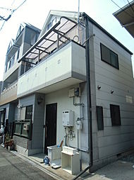 阪神なんば線 伝法駅 徒歩9分の賃貸一戸建て