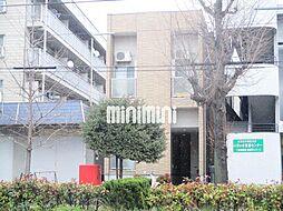 愛知県名古屋市南区桜本町の賃貸アパートの外観