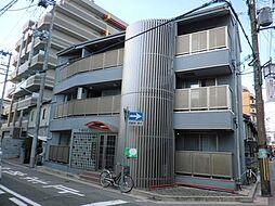 兵庫県尼崎市建家町の賃貸アパートの外観