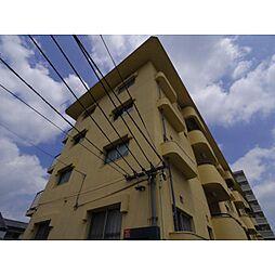奈良県奈良市三条栄町の賃貸マンションの外観