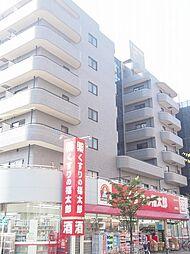 東京都江戸川区西葛西6丁目の賃貸マンションの外観